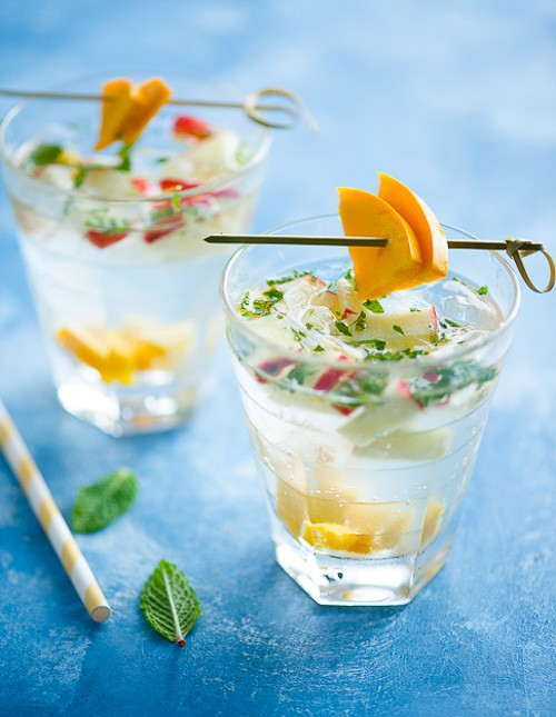 Tropical Sangria | White on Rice Couple