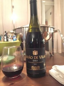 Barão de Vilar is another fun Dão wine that's perfect for gatherings, photo by Amanda Schuster