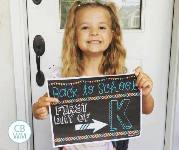 7 Traditions for the First Day of School Your Children Will
