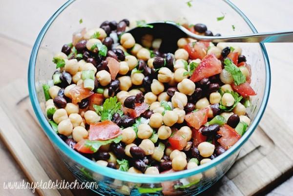 Southwest Bean Salad Recipe