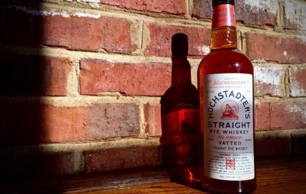 Hochstädters Vatted Rye Whiskey