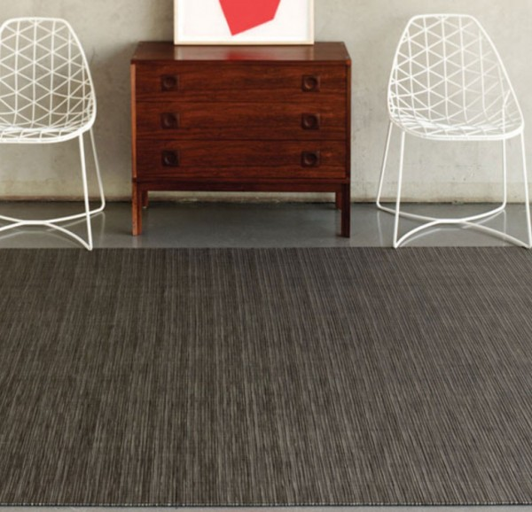 Chilewich Rib Weave Woven Floormat