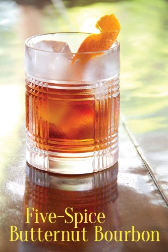 Five-Spice Butternut Bourbon