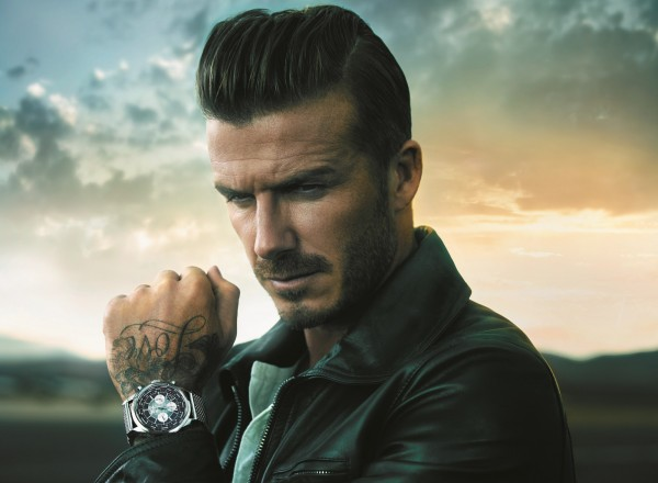 Astounding A Guide On How To Get David Beckham39S Perfect Hairstyles By Marcos Short Hairstyles For Black Women Fulllsitofus
