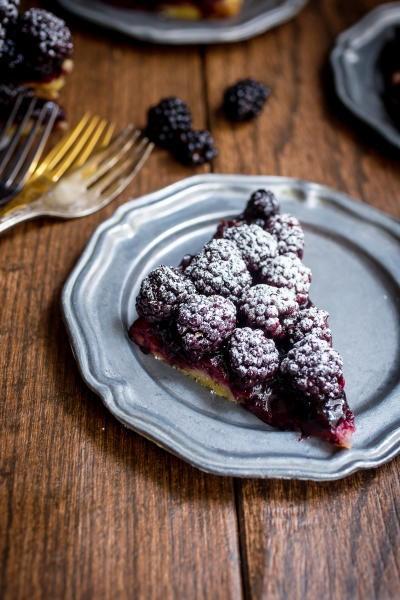 Bourbon Blackberry Jam Bars Pic