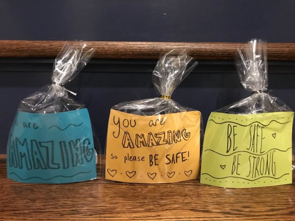 Personalized Mask Bags