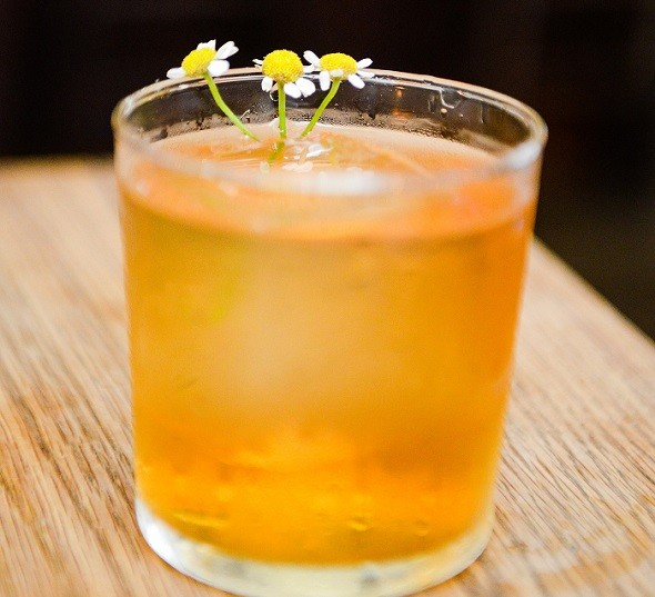 chamomile old fashioned