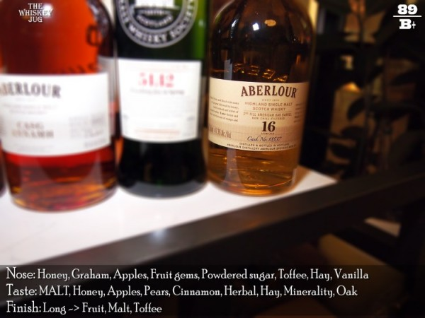 Aberlour 16 Years Single Cask Review