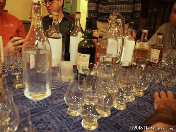Malt Nuts - Miltonduff 20+ Years Tasting - 2