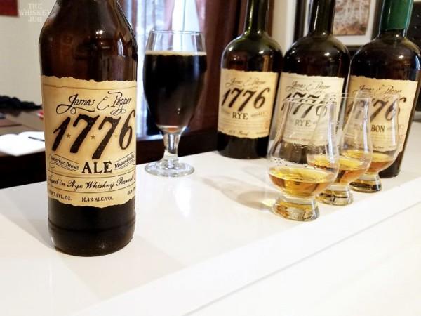 James E Pepper 1776 Ale