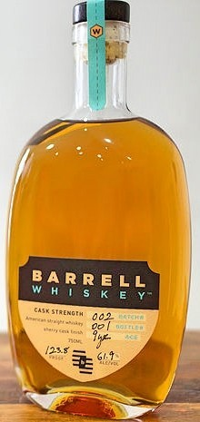 barrell whiskey batch 002 drinkwire