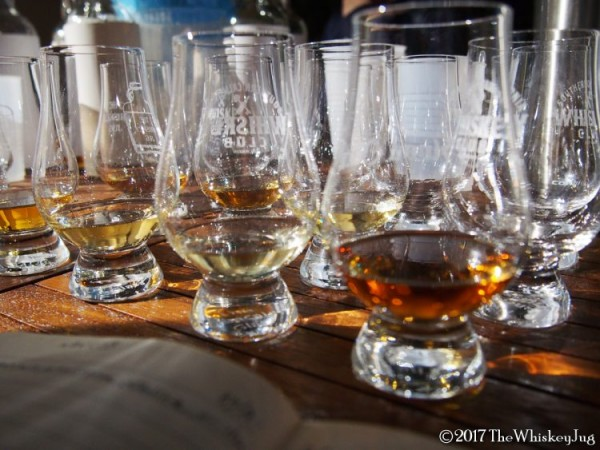 Malt Nuts Old Clynelish and Brora Tasting -7