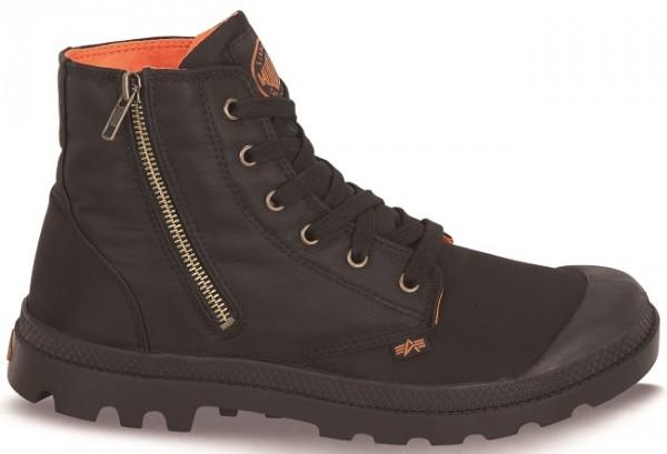 Palladium Boots x Alpha Industries