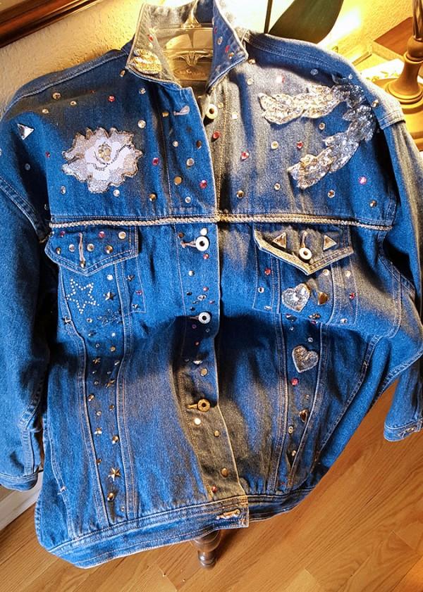 Glitzy Jacket