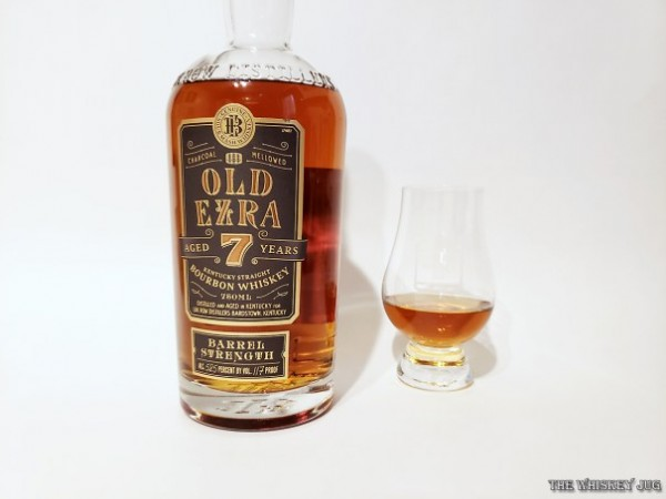 Old Ezra Barrel Strength Bourbon 7 Years is a decent whiskey. Not mind blowing, but decent - especially at the price!
