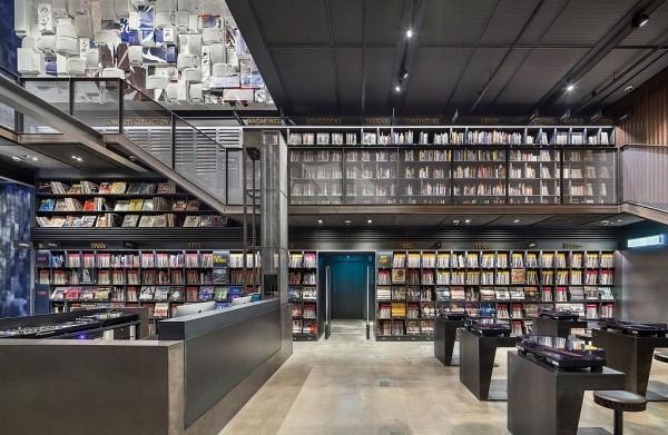 Music Library + Understage : A Vinyl Fantasy