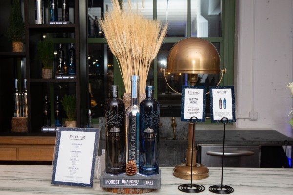 What to Know About Belvedere Vodka's Single Estate Rye Series