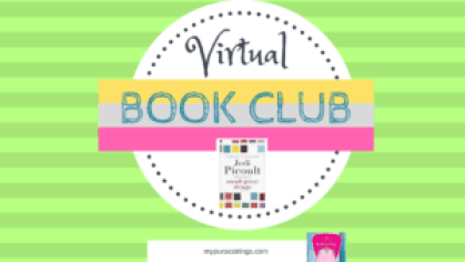 My Purse Strings Virtual Book Club Small Great Things