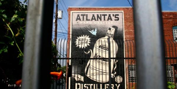 Old Fourth Distillery Atlanta