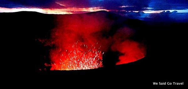 Tanna Volcano Vanuatu by Lisa Niver