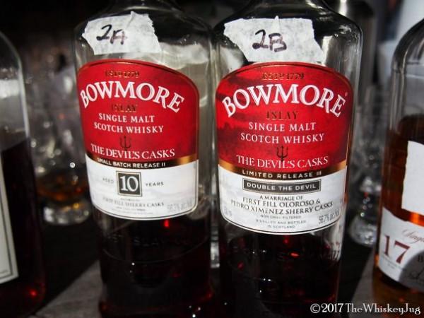 Malt Nuts Sherried Bowmore Tasting - 5