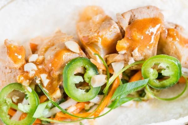 Thai Chicken Tacos-91