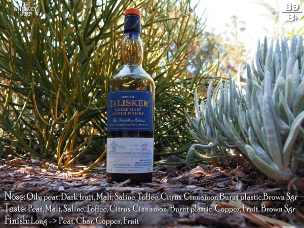 Talisker Distiller's Edition 2015 Review