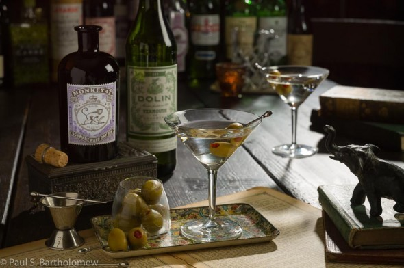 Classic Gin & Vermouth Martini