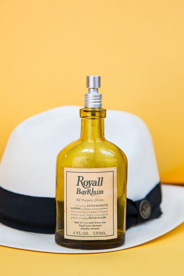 Royall Bay Rhum - He Spoke Style