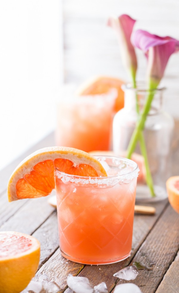 Vodka Salty Dog Cocktail Recipe — Dishmaps