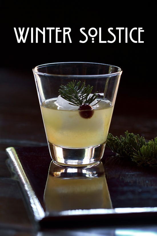 Winter Solstice with FOS Greek Mastiha