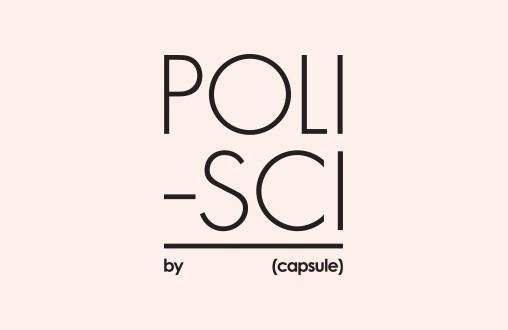 POLI-SCI by Capsule this AW17 season!