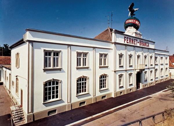 Fernet Branca Distillery