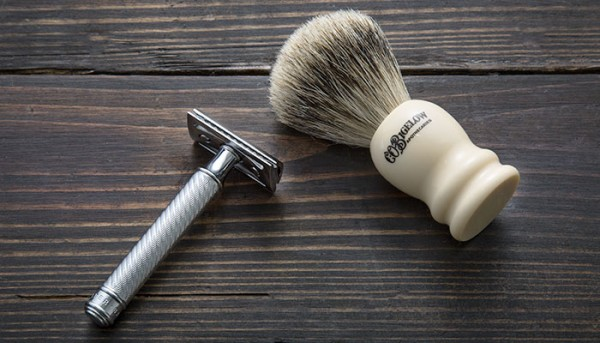 Baxter of California Safety Razor — Father's Day Gift Ideas