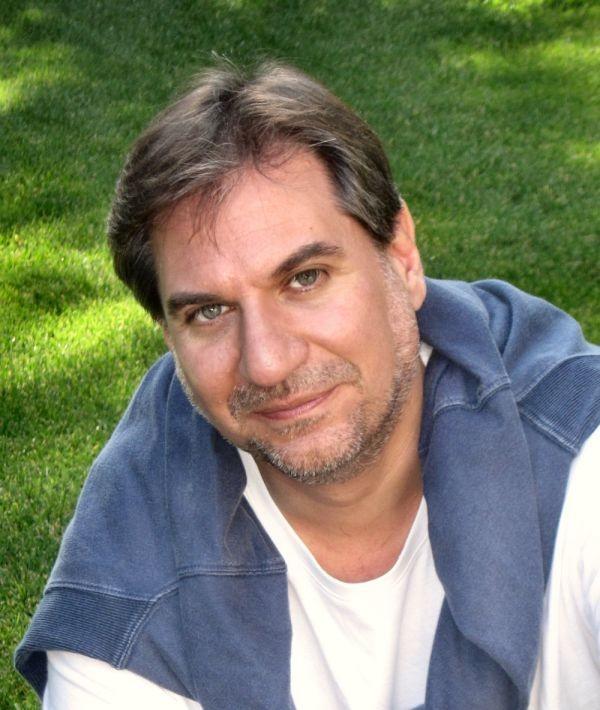 Author Nicholas C Rossis