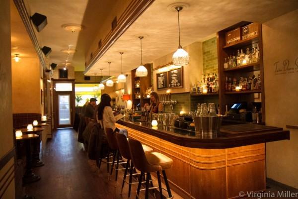 Sparrow's bar