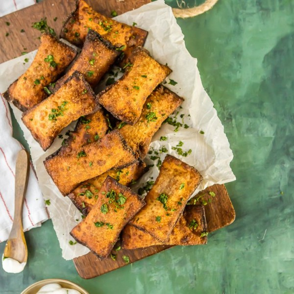 Mini Fried Taco Pizza Pockets...such a fun and simple appetizer or ...