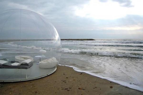 Bubble Tent 5
