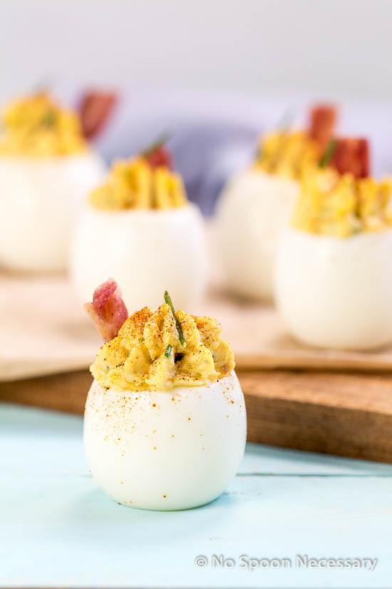 Bacon McMuffin Deviled Eggs-174