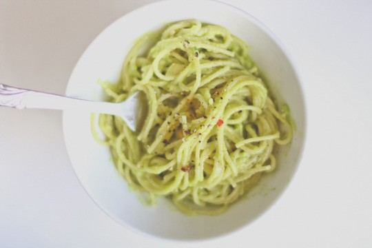 Avocado Spaghettini | frites and fries