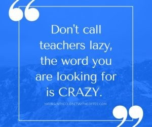Don't call teacher. (2)