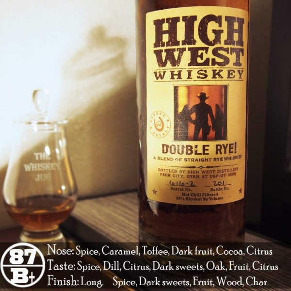 High West Double Rye Barrel Select Review