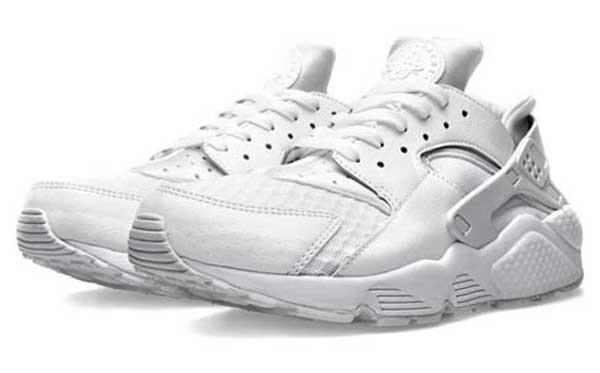 Nike Air Huarache White Pure Platinum 2