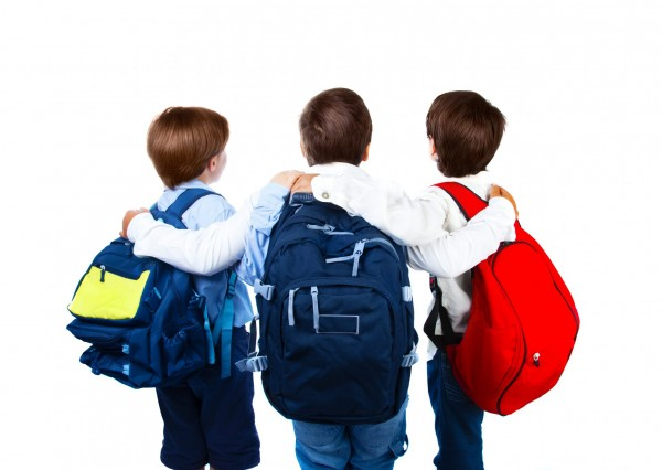 Image result for Heavy backpacks can hurt kids—here's how to send them back to school safely
