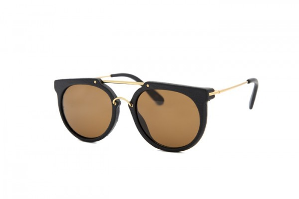 Wonderland Sunglasses: STATELINE LEATHER