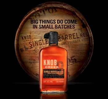 Knob Creek Single Barrel Bourbon