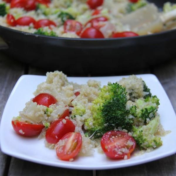 risotto quinoa 4