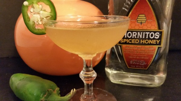 The Texas Standoff: Hornitos Spiced Honey, lime, honey, adobo
