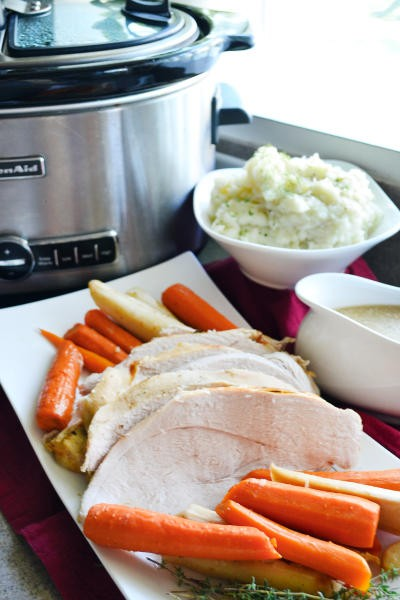 Slow Cooker Turkey Breast Picture