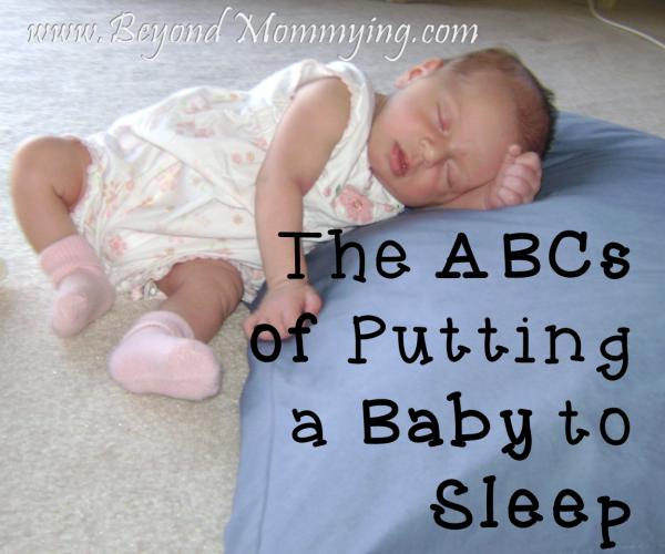 abc baby sleep